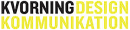 Kvorning design & kommunikation ApS logo