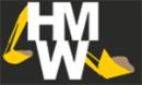 Entreprenør Henrik M. Winther ApS logo