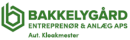 Bakkelygård Entreprenør & Anlæg ApS logo