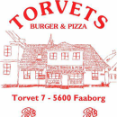 Torvets Burger og Pizza logo