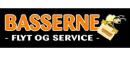 Basserne Flyt & Service logo