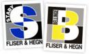 Staby Fliser & Hegn A/S logo