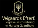 Veigaard's EFTF Begravelsesforretning logo