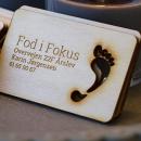 Fod I Fokus v/Karin Jørgensen logo