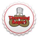 Thorning Bageri logo