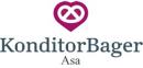 Konditor Bager Rønne Asa logo