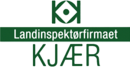 Landinspektørfirmaet Kjær ApS logo