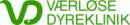 Værløse Dyreklinik logo