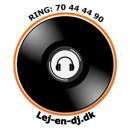 Lej-en-DJ.dk logo