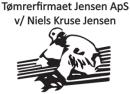 Tømrerfirmaet Jensen ApS v/ Niels Kruse Jensen logo