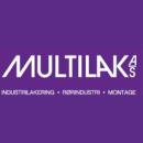 Multilak Industrilakering A/S logo