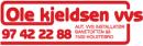 Ole Kjeldsen VVS A/S logo