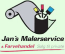 Jan's Malerservice logo