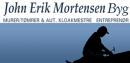 John-Erik Mortensen Byg logo