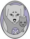 Dyrlægen i Trige v/ Hanne Hallsson logo