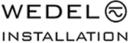 Wedel Installation ApS logo