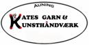 Kates Garn & Kunsthåndværk logo