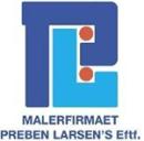 Malerfirmaet Preben Larsen's Eftf. logo