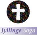 Jyllinge Sogn, Kirkekontoret logo