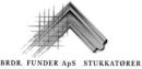 Brdr. Funder Stukkatører ApS logo