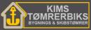 Kims Tømrerbiks logo