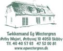 Tækkemand Eg Westergren logo