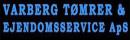 VARBERG Tømrer & Ejendomsservice ApS v/Johan Pedersen logo