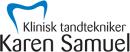 Klinisk Tandtekniker Karen Samuel logo