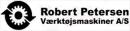 Robert Petersen Værktøjsmaskiner A/S logo