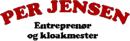 Kloakmester & Entreprenør Per Jensen logo