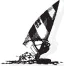Skaven Strand Camping og Sommerhusudlejning logo