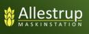 Allestrup Maskinstation logo