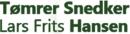 Tømrermester Lars Frits Hansen logo