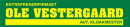 Entreprenørfirma Ole Vestergaard logo