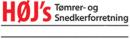 HØJ's Tømrer og Snedkerforretning I/S logo