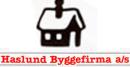Haslund Byggefirma A/S logo