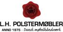 L. H. Polstermøbler logo