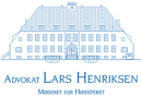 Advokat Lars Henriksen logo