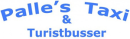 Palles Taxi & Turistbusser logo