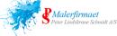 Malerfirmaet Peter Lindskrone Schmidt A/S logo