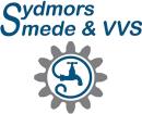 Sydmors Smede & VVS logo