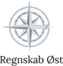 Regnskab Øst logo
