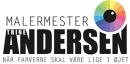 Malermester Trine Andersen logo