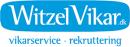 Witzel Vikarservice ApS logo