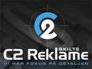C2 Reklame logo