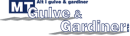 MT Gulve og Gardiner A/S logo