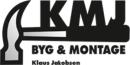 KMJ Byg & Montage logo