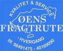 Øens Fragtrute ApS logo