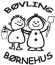 Bøvling Børnehus logo