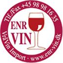 ENR Vin - Vrå Vin Import logo